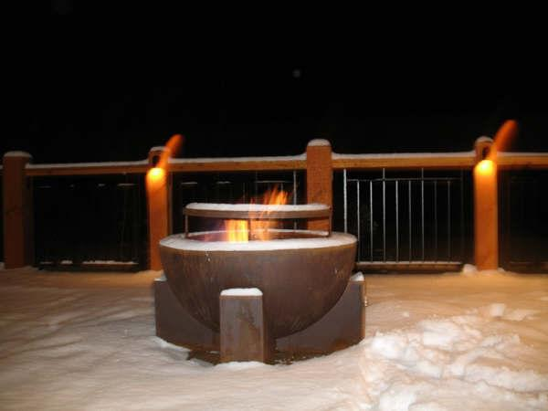 Gas Fireplace StarGas - Silverstar Mountain Resort (4)